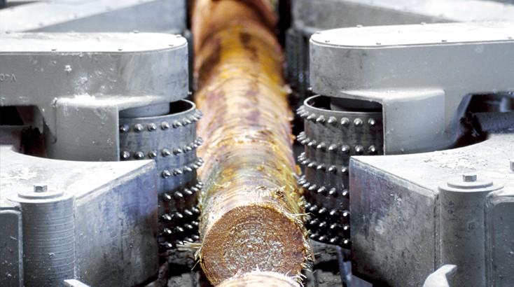Obrábění a zpracování dřeva
