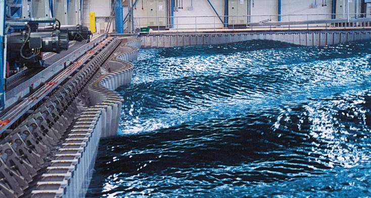 Hydrodynamický výzkum