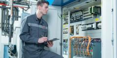 Servis automatizace výrobních závodů